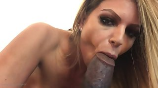 Brooklyn Chase Against The Biggest Sooty Dick
