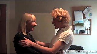 Carol & Elaine Cucumber Happiness