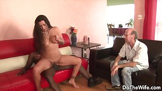 Married MILFs Getting Blacked in Carry on for Hubbies Compilation