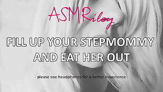 EroticAudio - Choke Your Stepmommy and Eat Her Out, CEI