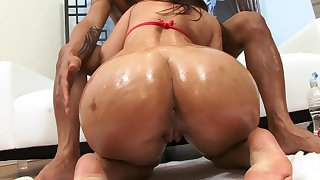 Arousing Mother I´d Like To Fuck Gets Her Brains Pounded Out By  - mommy
