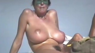 woman concerning hairy pussy beach hd
